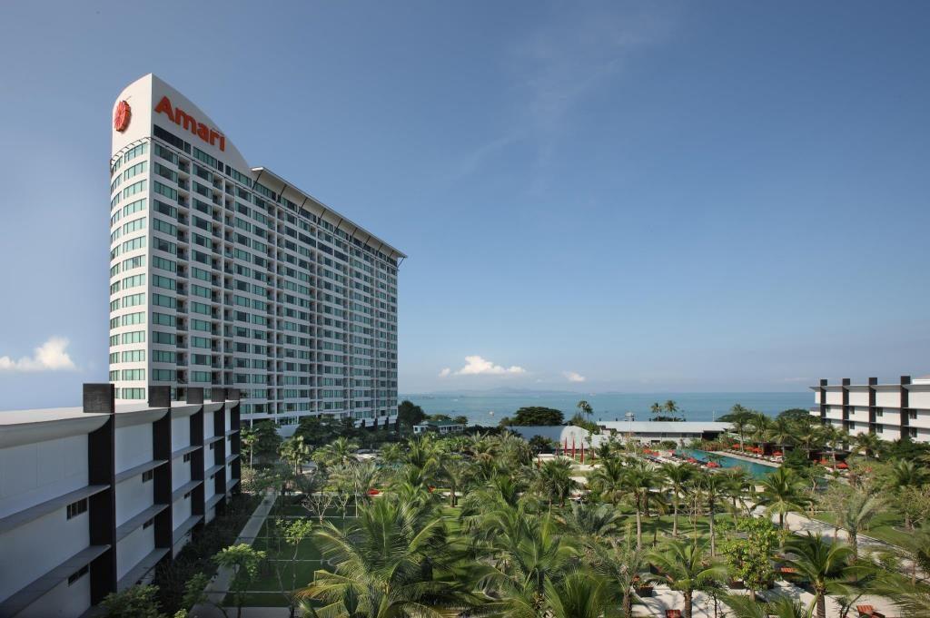 アマリ オーシャン ホテル パタヤ (Amari Ocean Hotel Pattaya)