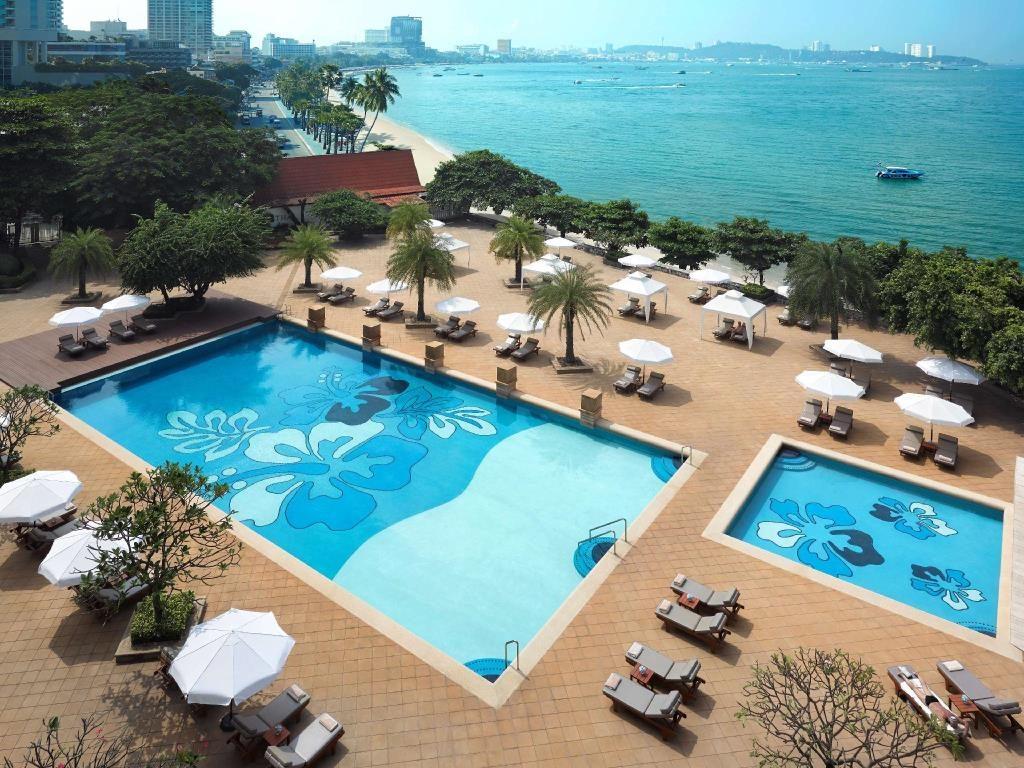 デュシット タニ ホテル パタヤ (Dusit Thani Hotel Pattaya)