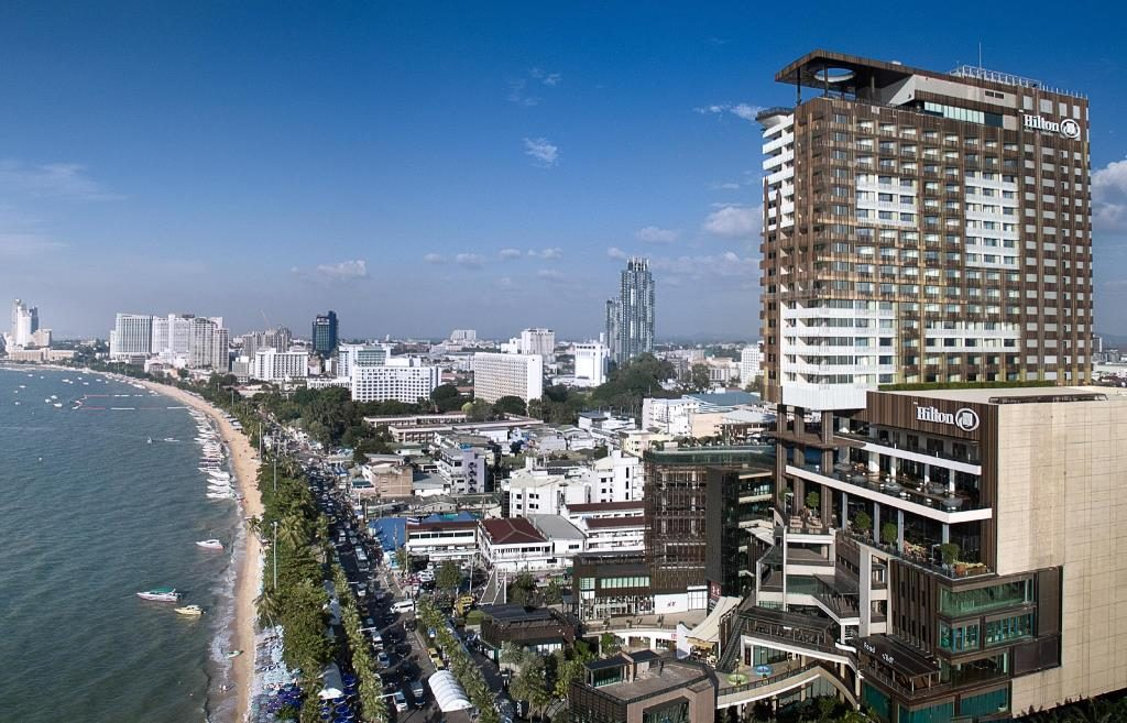 ヒルトン パタヤ (Hilton Pattaya)